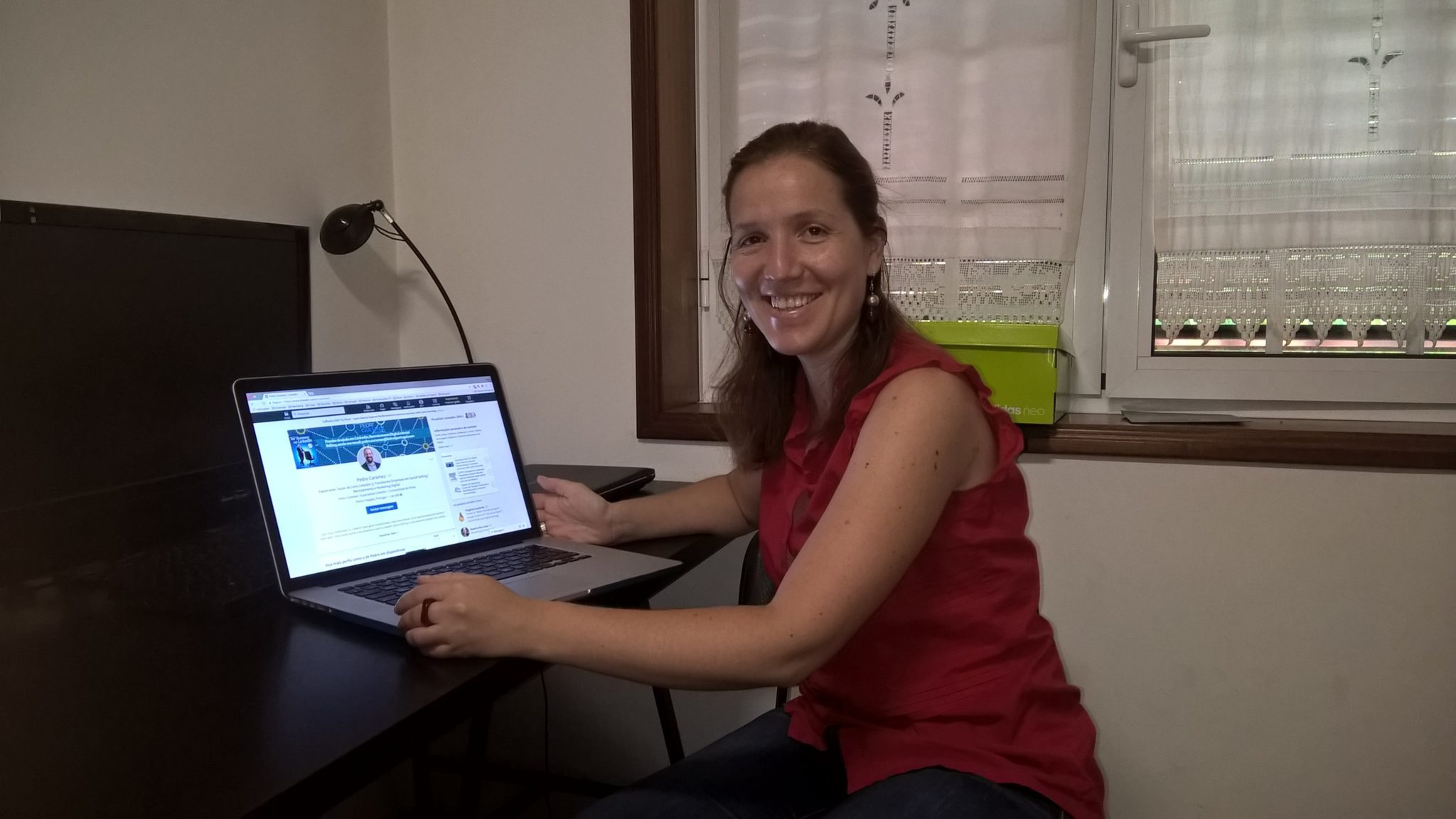 Read more about the article [Interviews 2017] Filipa Neto – escreveu para um novo emprego via Linkedin!