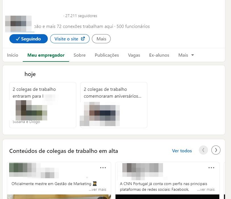 Saiba mais sobre a NOVA My Company Tab nas Linkedin Pages - Linkedin para Empresas - Pedro Caramez - Linked2Power - 5