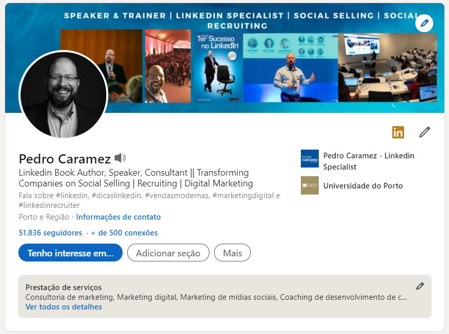 Read more about the article Como criar a Página de Serviços no Linkedin