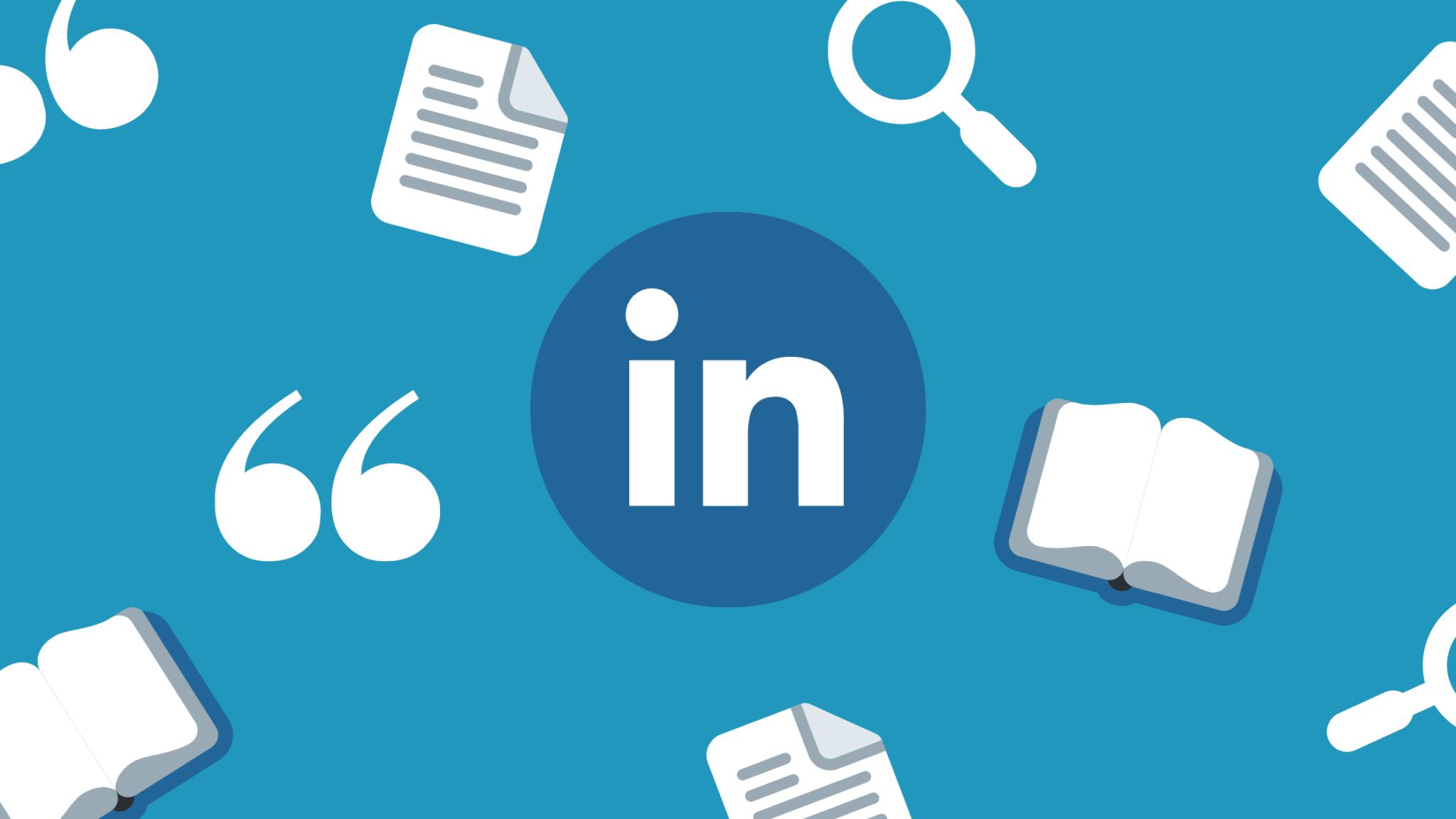 Read more about the article Referências Académicas LinkedIn [APA]