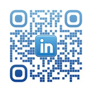 criar QR do seu perfil linkedin