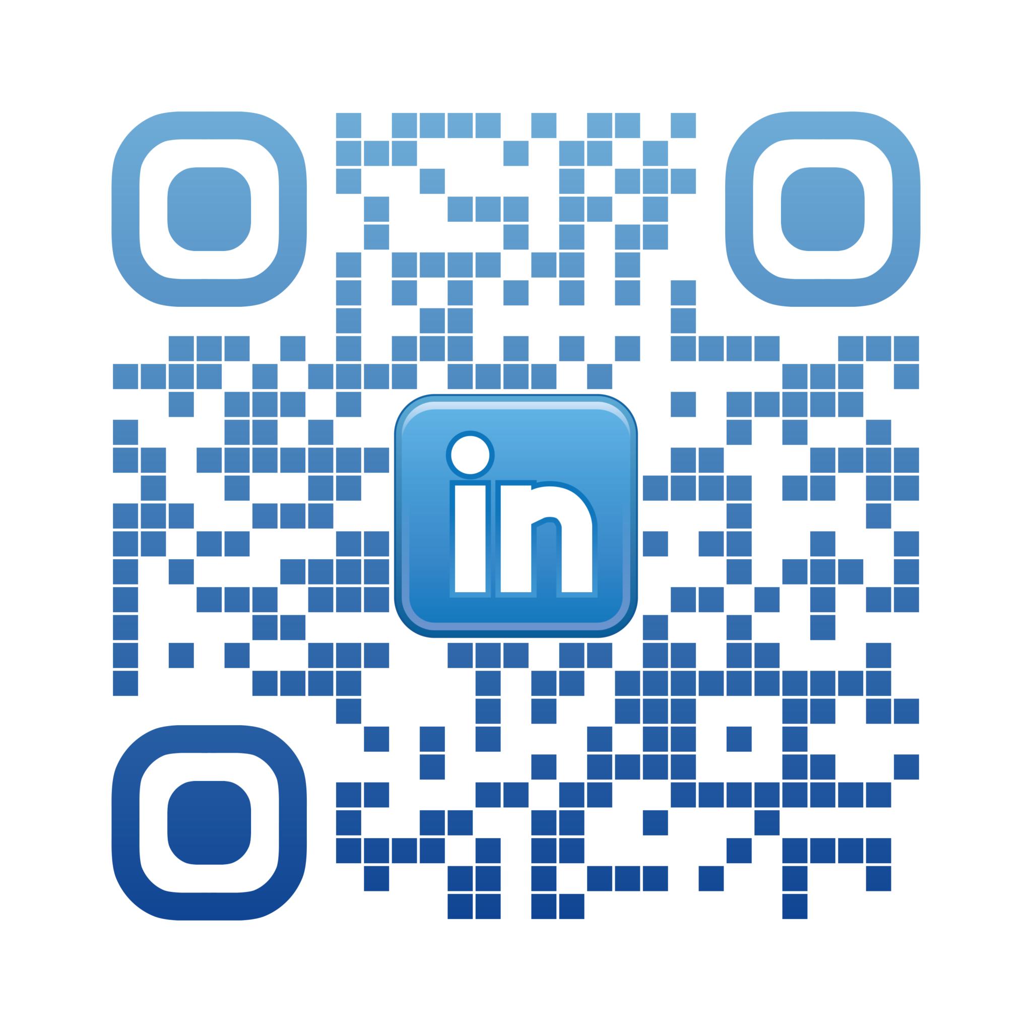 Read more about the article Aprenda a criar o QR do seu perfil LinkedIn em 5 passos