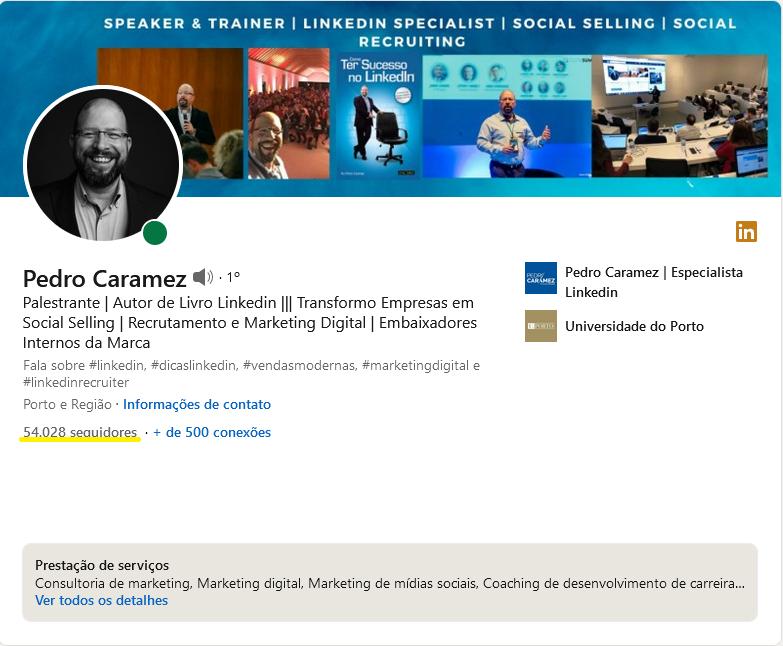Read more about the article Tenho 30 mil conexões LinkedIn – Como crescer para além do limite